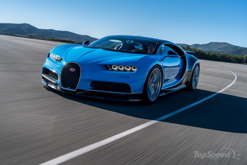 2018 Bugatti Chiron High Resolution Exterior Wallpaper quality - image 667475