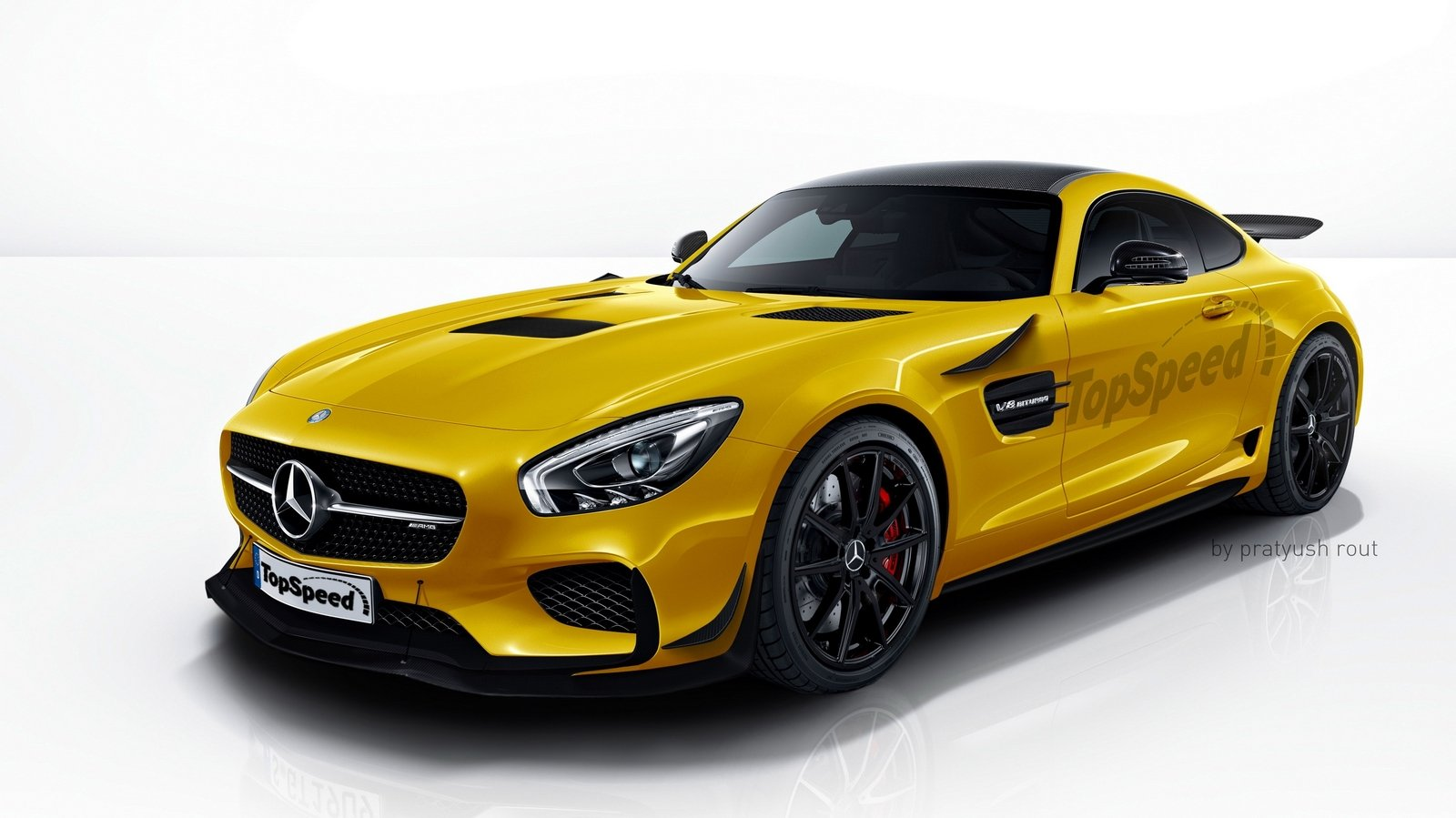 2018 Mercedes Amg Gt R Picture 663953 Car Review Top