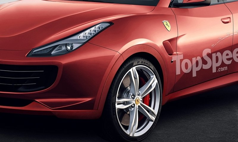 Ferrari's SUV Will Be Called the Purosangue; Launch Scheduled In 2022 - image 665968