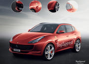 The Ferrari Purosangue Is Scheduled to Arrive in 2021 and It May Even Pack a V-12 After All - image 665966