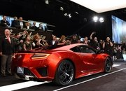 Acura NSX 001 Fetches $1.2 MIllion At Barrett-Jackson Auction - image 663868