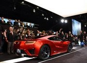 Acura NSX 001 Fetches $1.2 MIllion At Barrett-Jackson Auction - image 663865