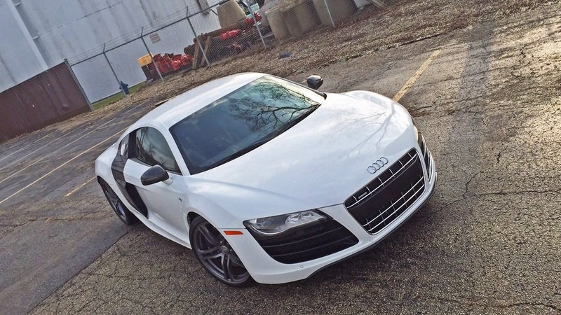 Speedriven Took an Audi R8 V10 and Turned it Into a 1,000 Horsepower Monster Exterior - image 666992