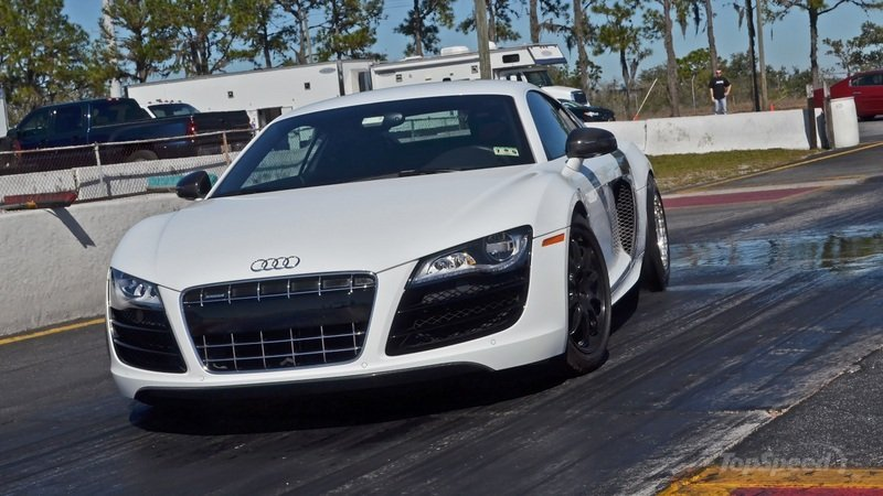 Speedriven Took an Audi R8 V10 and Turned it Into a 1,000 Horsepower Monster Exterior - image 666993