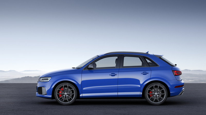 2017 Audi RS Q3 Performance