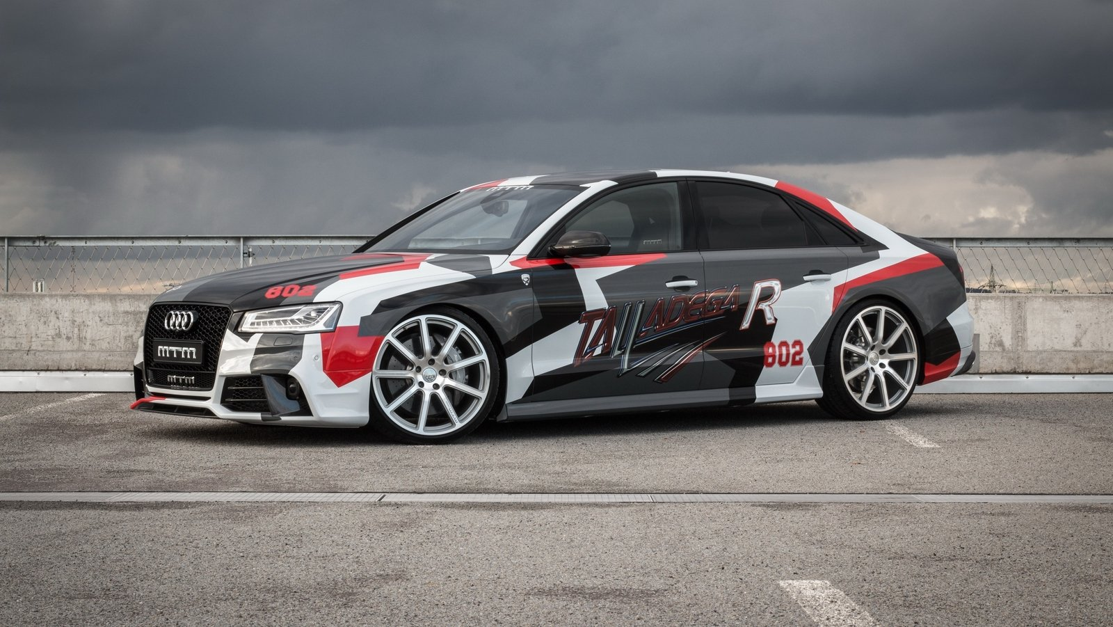 2016 Audi S8 Talladega R By Mtm Picture 667564 Car