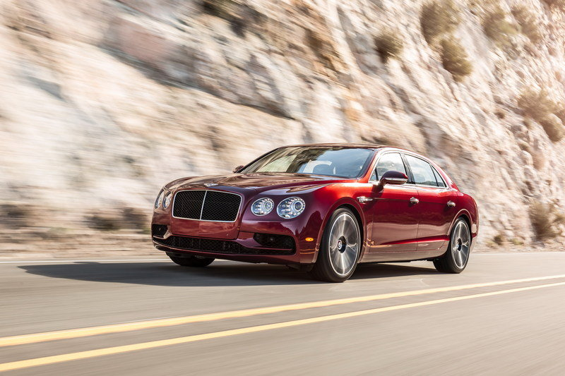 2017 Bentley Flying Spur V8 S High Resolution Exterior - image 666167