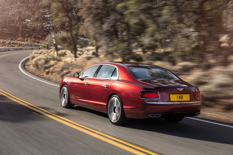 2017 Bentley Flying Spur V8 S