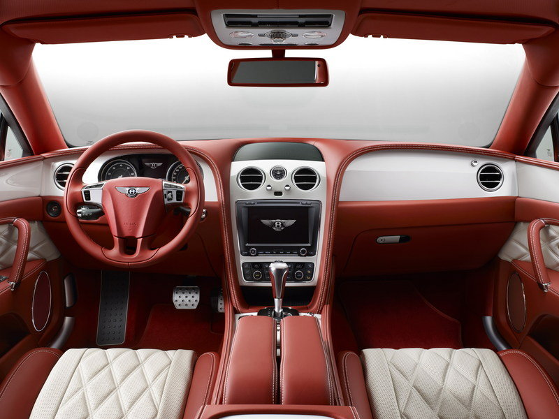 2016 Bentley Flying Spur Mulliner