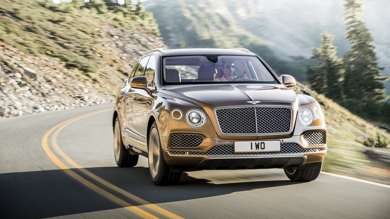 Bentley Leaves Door Open For a Future All-Electric Model, Bentayga SUV To Get Hybrid Model