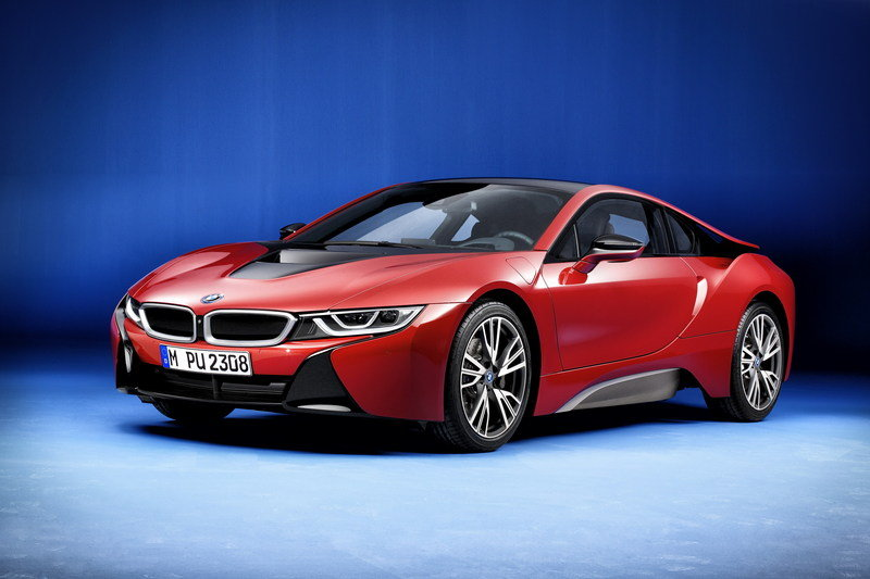 2016 BMW i8 Protonic Red Edition High Resolution Exterior Wallpaper quality - image 665614