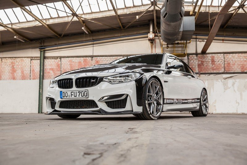 2016 BMW M4 MR4 by Carbonfiber Dynamics High Resolution Exterior - image 666004