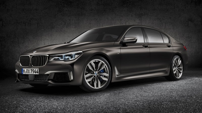 2017 BMW M760Li xDrive High Resolution Exterior - image 665362