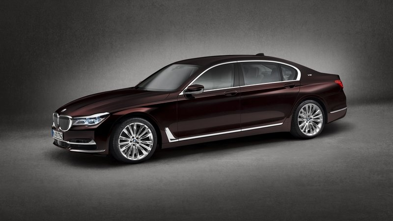 2017 Bmw M760li Xdrive V12 Excellence Pictures Photos Wallpapers