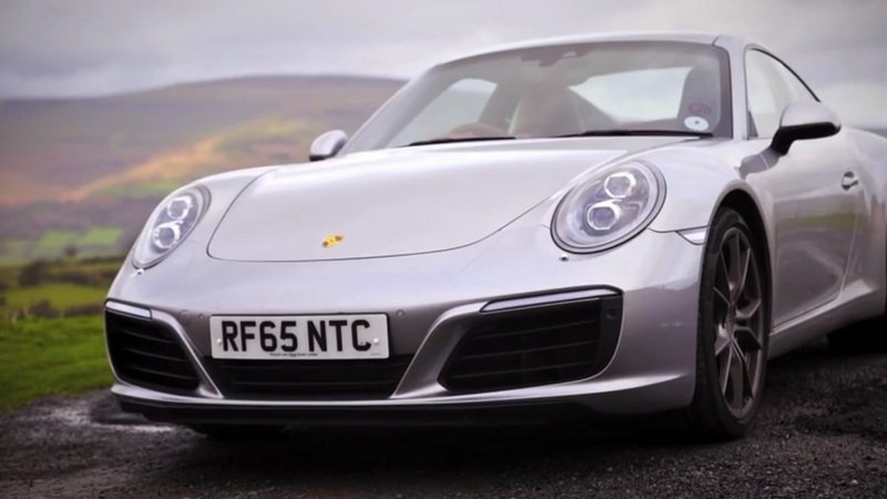 Carfection Takes The Turbocharged Porsche 911 Carrera S Out For A Spin: Video