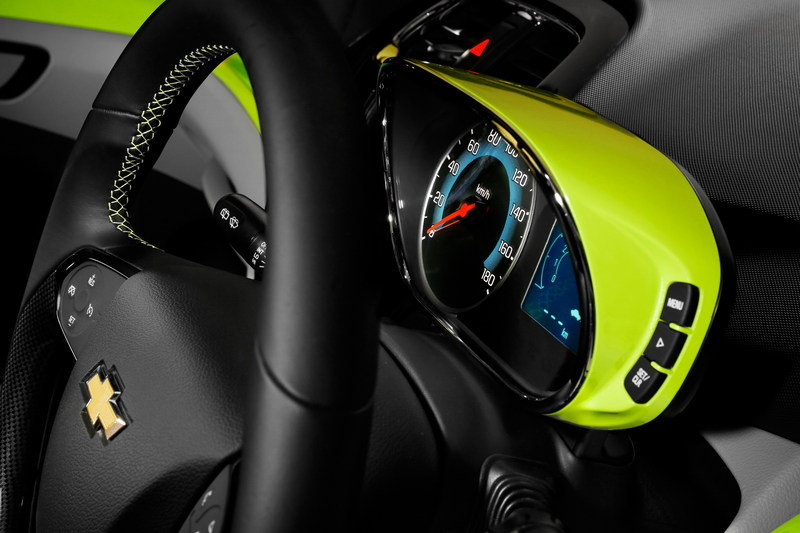2016 Chevrolet Beat Activ Concept Top Speed