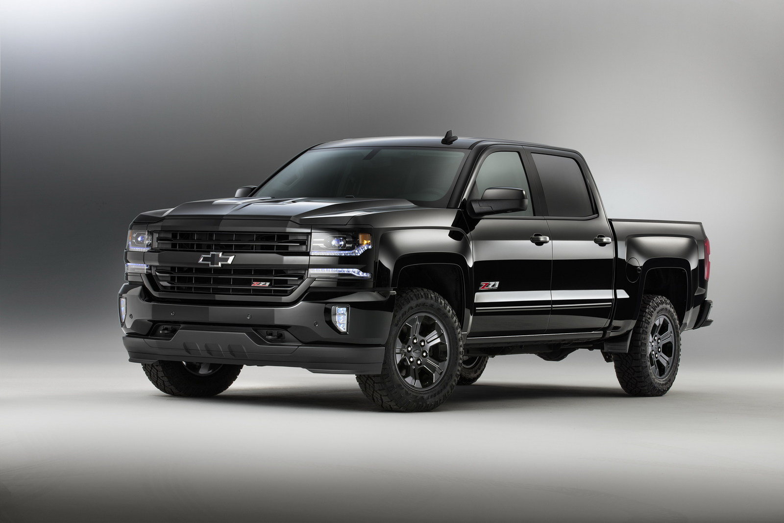 2016 chevrolet silverado 1500 z71 midnight special edition picture 664934 truck review top. Black Bedroom Furniture Sets. Home Design Ideas