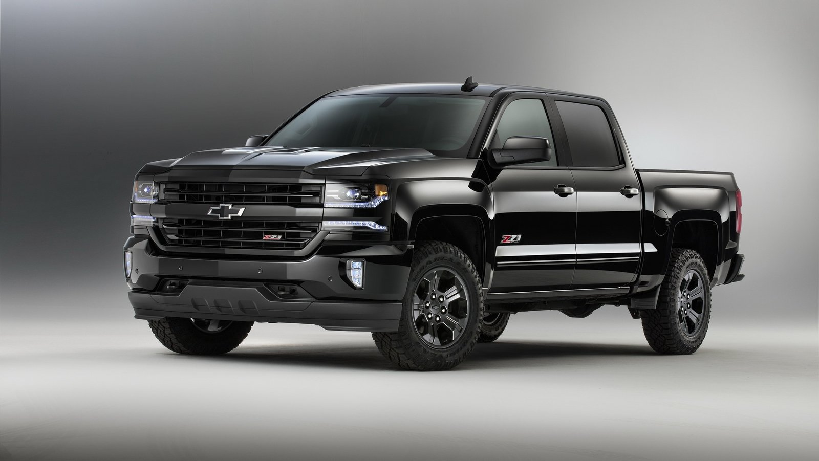 2016 chevrolet silverado 1500 z71 midnight special edition picture 664936 truck review top. Black Bedroom Furniture Sets. Home Design Ideas