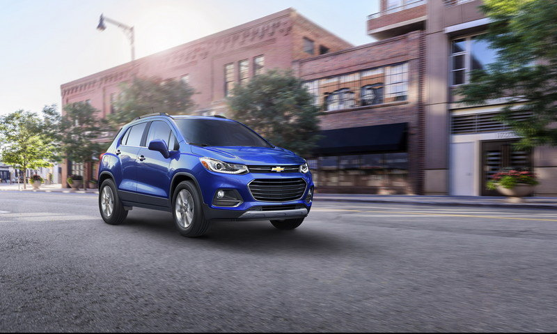 2017 Chevrolet Trax High Resolution Exterior Wallpaper quality - image 664927