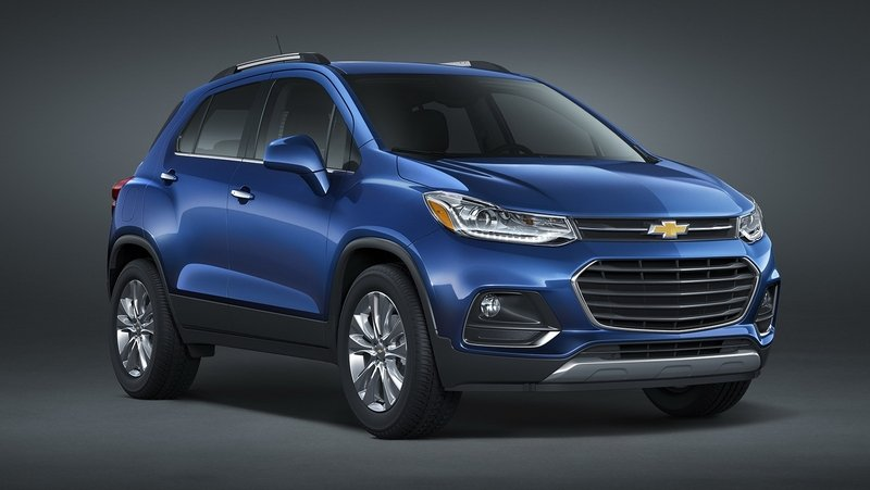 2017 Chevrolet Trax High Resolution Exterior - image 664928