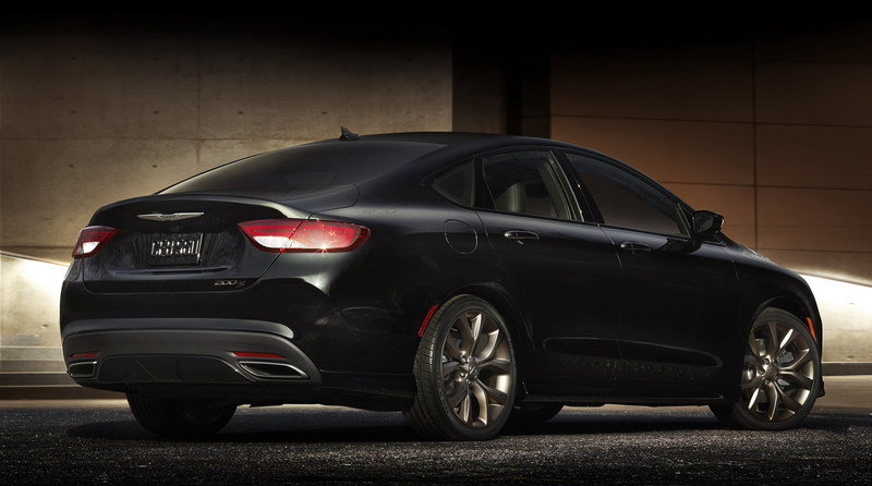 2016 Chrysler 200S Alloy Edition High Resolution Exterior Wallpaper quality - image 664232