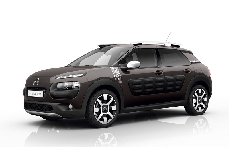 2016 Citroën C4 Cactus Rip Curl Special Edition High Resolution Exterior - image 667246