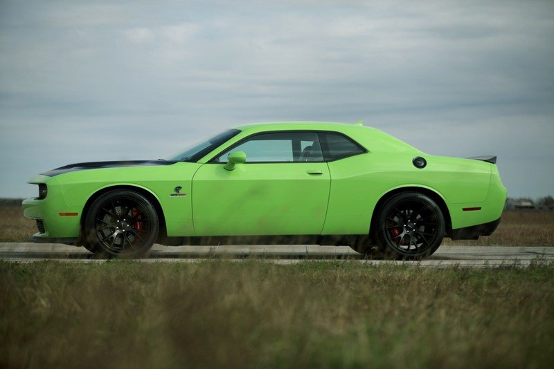 2016 Dodge Challenger SRT Hellcat By Hennessey High Resolution Exterior - image 666761