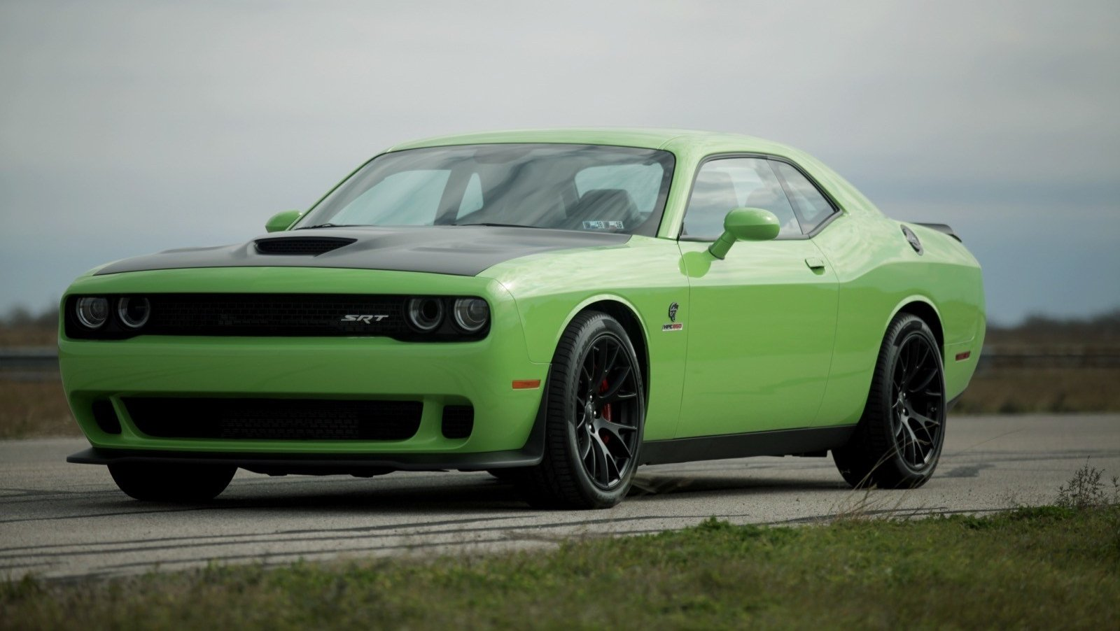 2016 dodge challenger srt hellcat by hennessey picture 666763 car review top speed. Black Bedroom Furniture Sets. Home Design Ideas