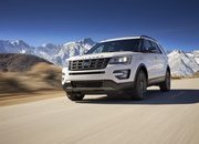 2017 Ford Explorer XLT Sport Appearance Package - image 664862