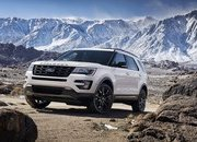2017 Ford Explorer XLT Sport Appearance Package - image 664851