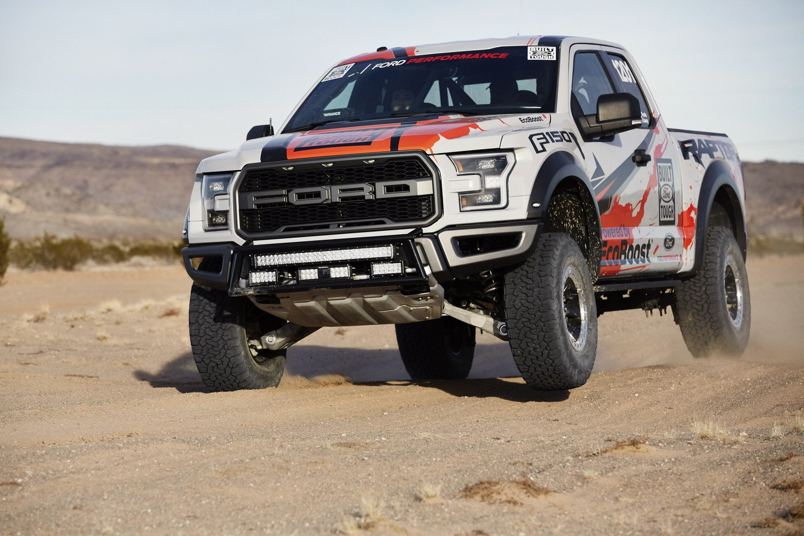 2017 ford f 150 raptor race truck picture 664096 truck review top speed. Black Bedroom Furniture Sets. Home Design Ideas