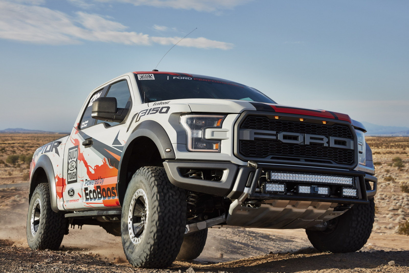 2017 ford f 150 raptor race truck picture 664091 truck review top speed. Black Bedroom Furniture Sets. Home Design Ideas
