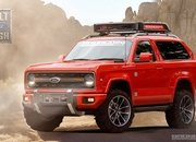 Here's What the 2021 Ford Bronco Could Look Like if It Was Inspired More By the Original - image 667327