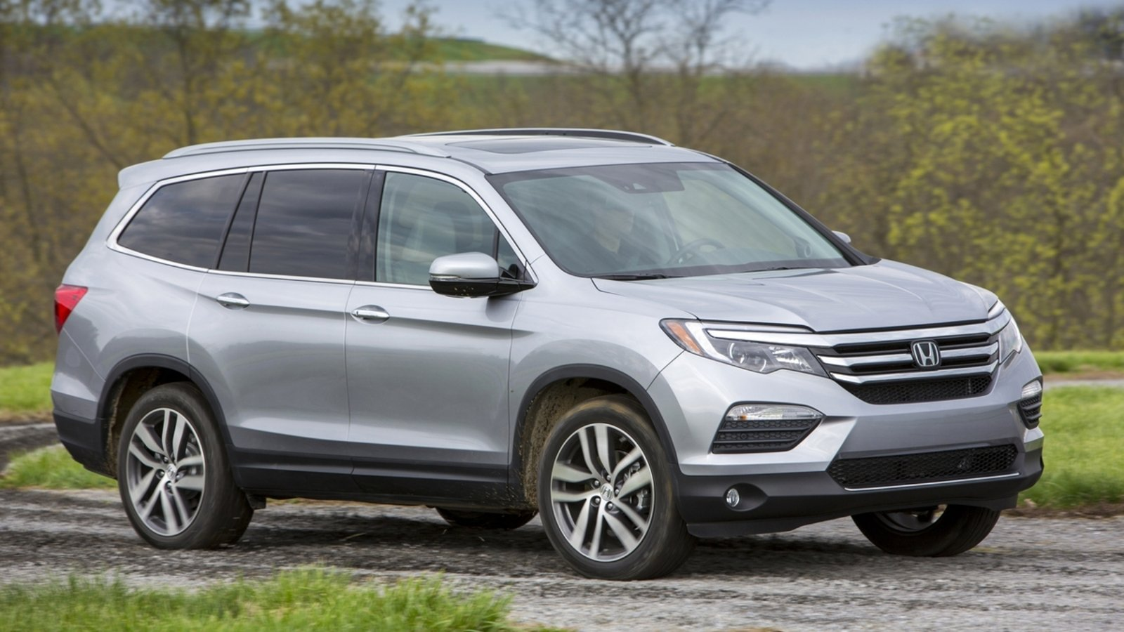 2016 honda pilot review review gallery top speed. Black Bedroom Furniture Sets. Home Design Ideas