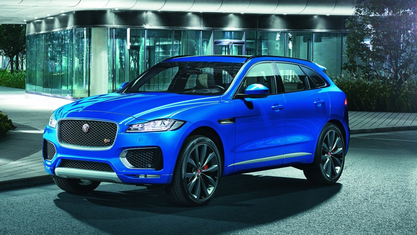 Jaguar Land Rover Files Quot I Quot Trademarks Could Lead To