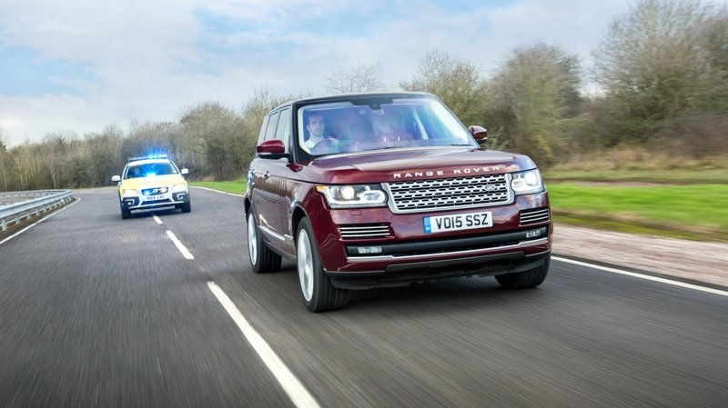 Jaguar Land Rover Helps Launch The UK's First Test Corridor