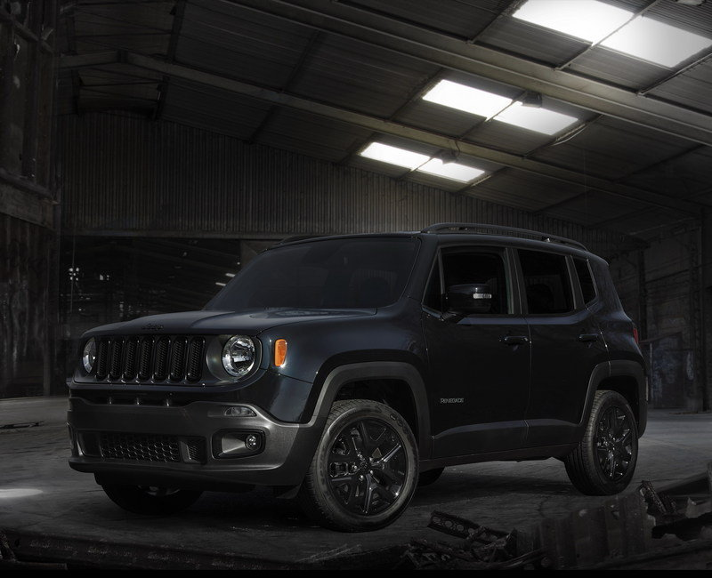 2016 Jeep Renegade Dawn of Justice Special Edition