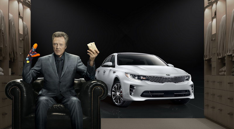 Kia's Super Bowl 50 Ad Gets An Assist From Christopher Walken