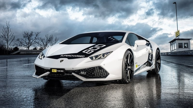 2016 Lamborghini Huracán O.CT800 Supercharged by O.CT Tuning