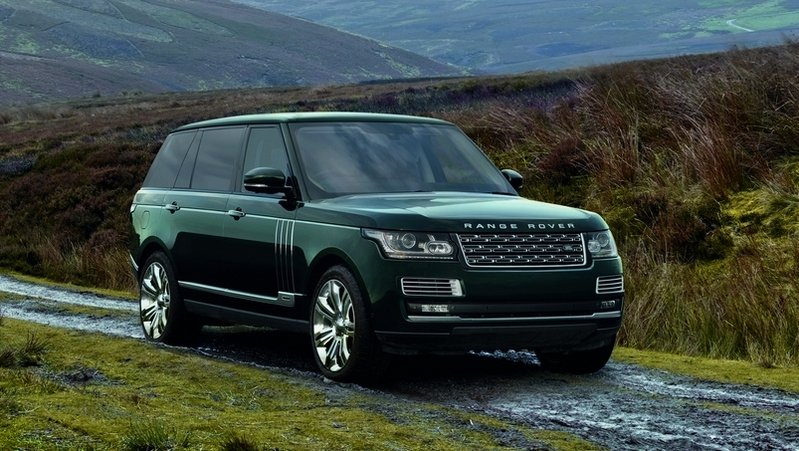 Land Rover Range Rover Reviews Specs  Prices  Top Speed