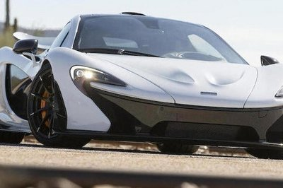 Last US-Spec McLaren P1 Sold For $2 Million At Auction