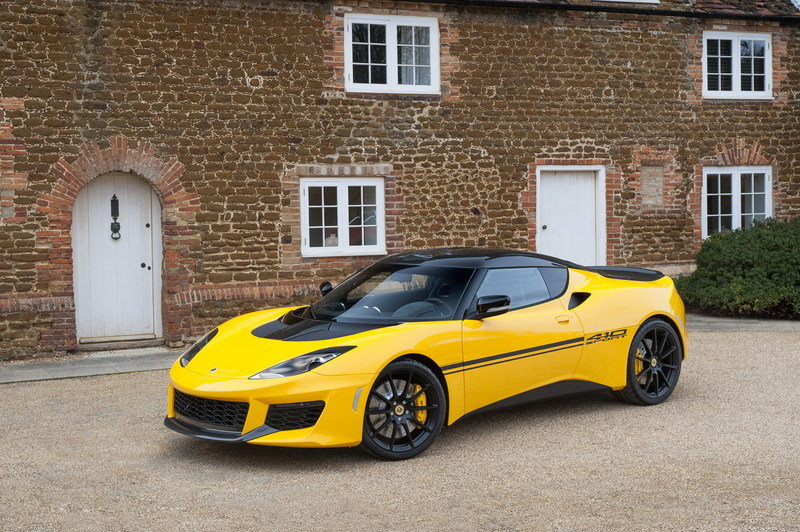 2017 Lotus Evora Sport 410 High Resolution Exterior Wallpaper quality - image 667203