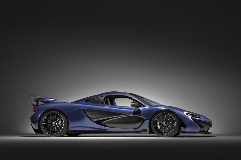 2016 McLaren P1 By MSO High Resolution Exterior - image 666251