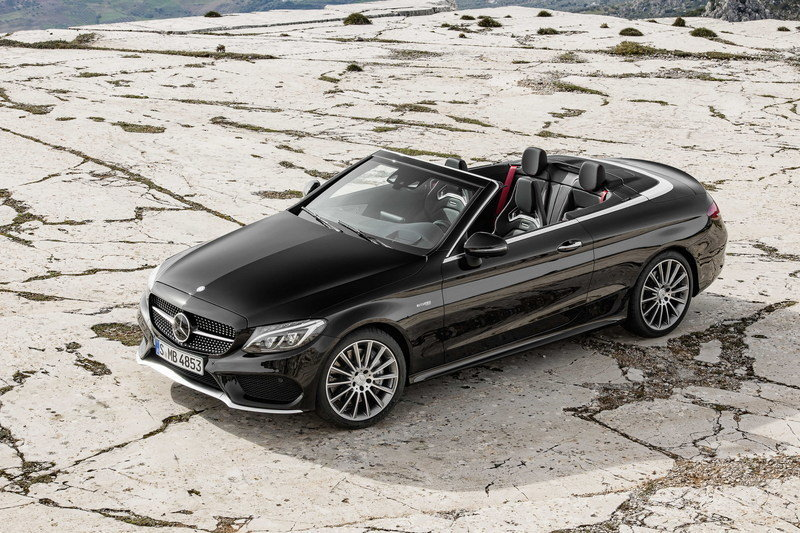 2017 Mercedes-AMG C 43 4Matic Cabriolet High Resolution Exterior - image 667539