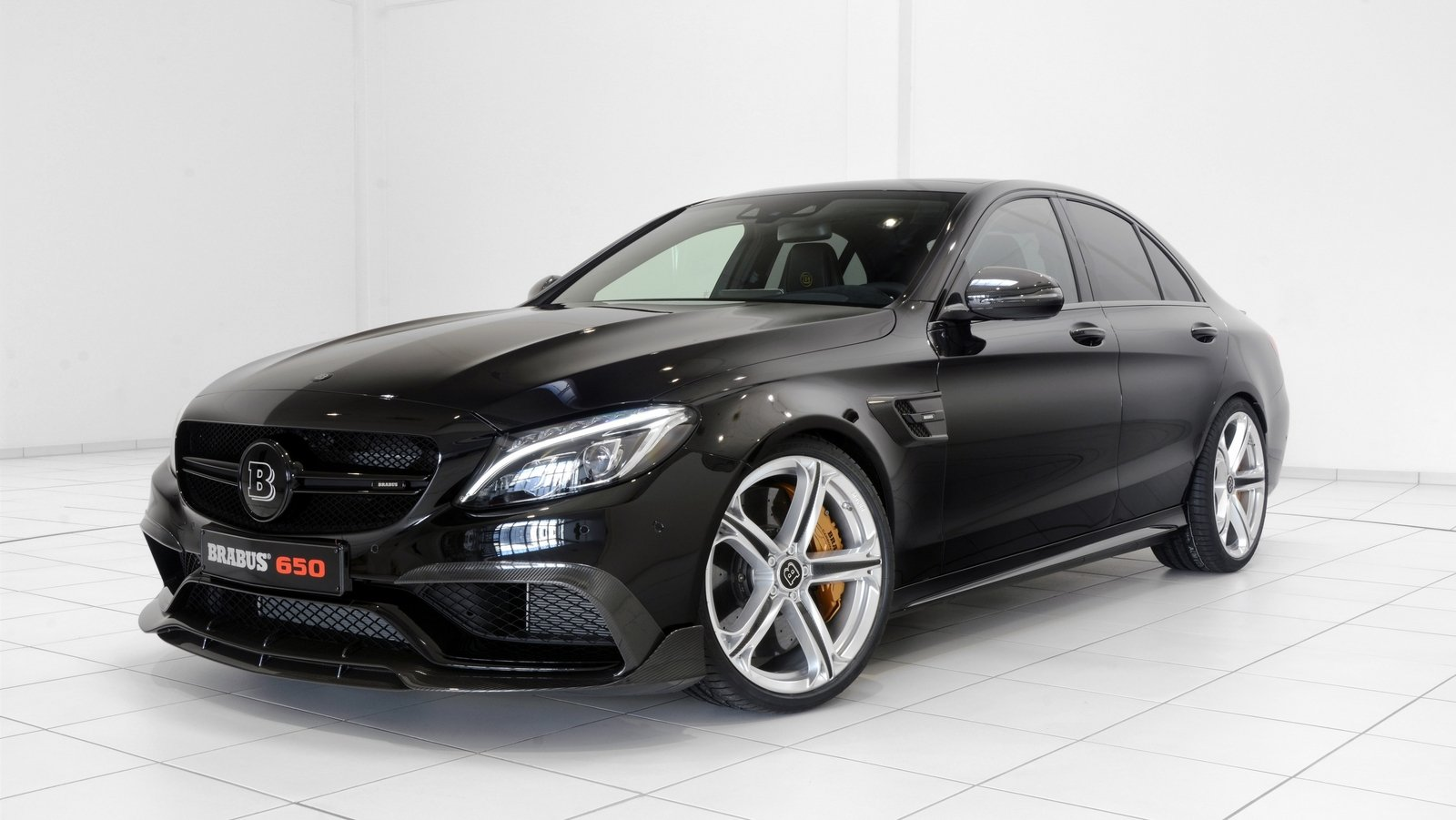 2016 mercedes amg c63 s by brabus picture 667288 car review top speed. Black Bedroom Furniture Sets. Home Design Ideas