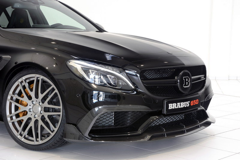 2016 Mercedes-AMG C63 S By Brabus | Top Speed
