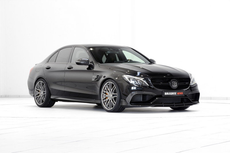 2016 Mercedes-AMG C63 S By Brabus