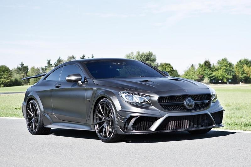 2016 Mercedes-AMG S63 Coupe Black Edition By Mansory High Resolution Exterior - image 665498