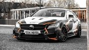 2016 Mercedes-Benz CLS 500 PD550 Black Edition Stealth By M&D Exclusive - image 666308