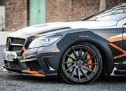 2016 Mercedes-Benz CLS 500 PD550 Black Edition Stealth By M&D Exclusive - image 666284